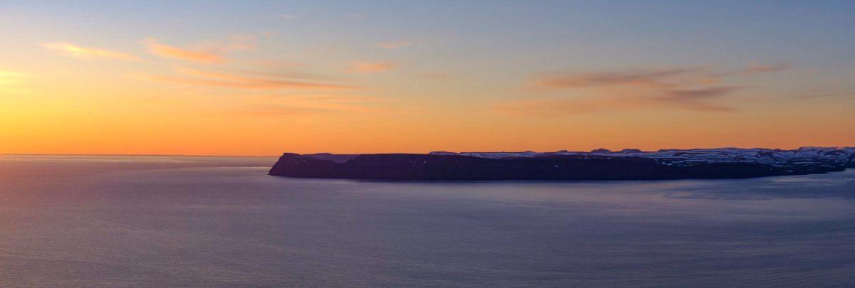 Sunset on Rytur